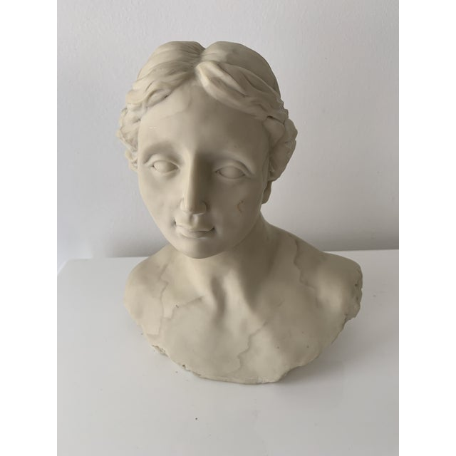 Bust of Diana Sculpture For Sale In Miami - Image 6 of 7