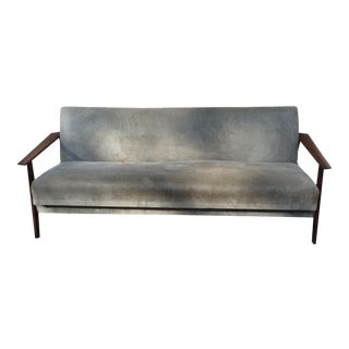 Mid Century-German Teak Daybed For Sale