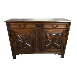 19th Century Provincial French Buffet For Sale