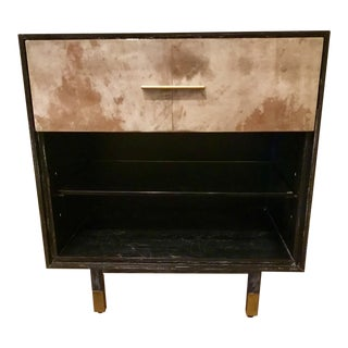 Interlude Home Mid-Century Modern Style Sierra Nightstand/Side Table For Sale