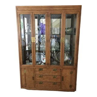 Bernhardt China Cabinet For Sale