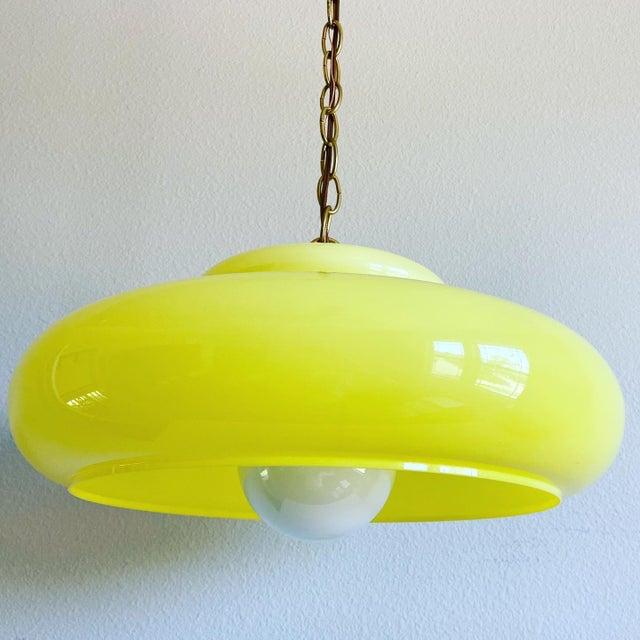 Modern Italian Modern Pendant Chandelier For Sale - Image 3 of 12