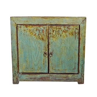 Vintage Ming Side Cabinet For Sale