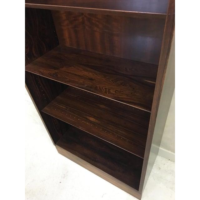 Lovely Set Of Elegant Rosewood Shelves Designed By Poul Hundevad All Are Adjustable And