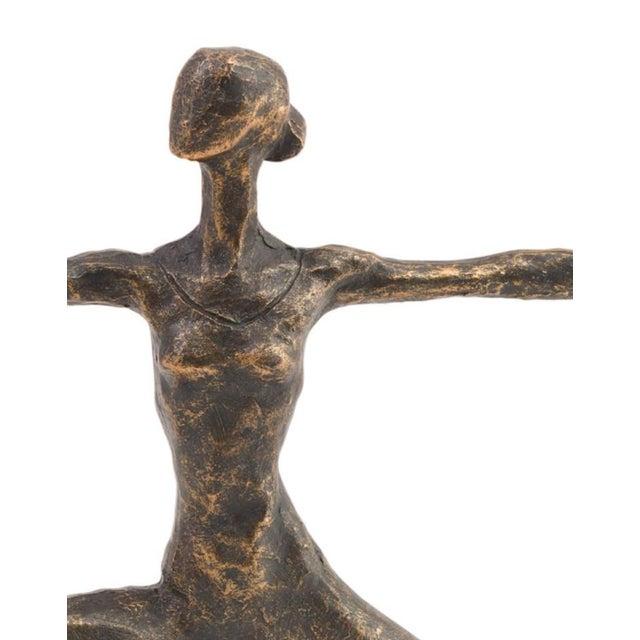 Warrior Modern Sculpture - Image 2 of 6