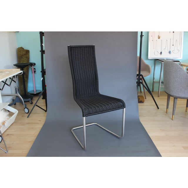 Metal Modern Tecta B20 Cantilever Chair For Sale - Image 7 of 7
