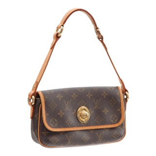 Louis Vuitton Monogram Canvas Tikal Bag For Sale