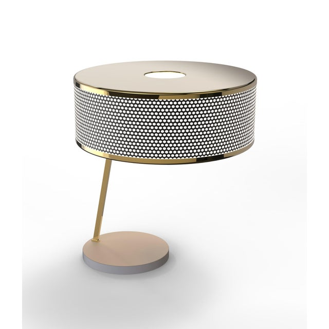 Not Yet Made - Made To Order Marcus Table Lamp From Covet Paris For Sale - Image 5 of 13