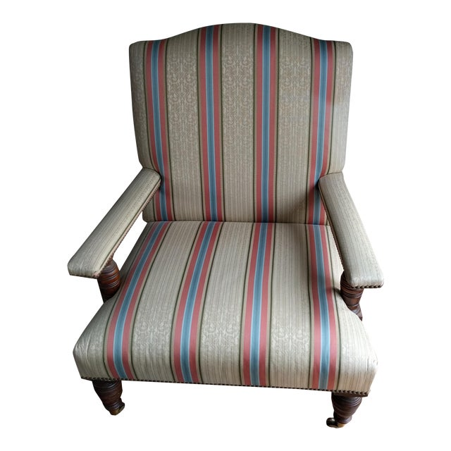 Lee Jofa Hollyhock Folly Chair - Image 1 of 4