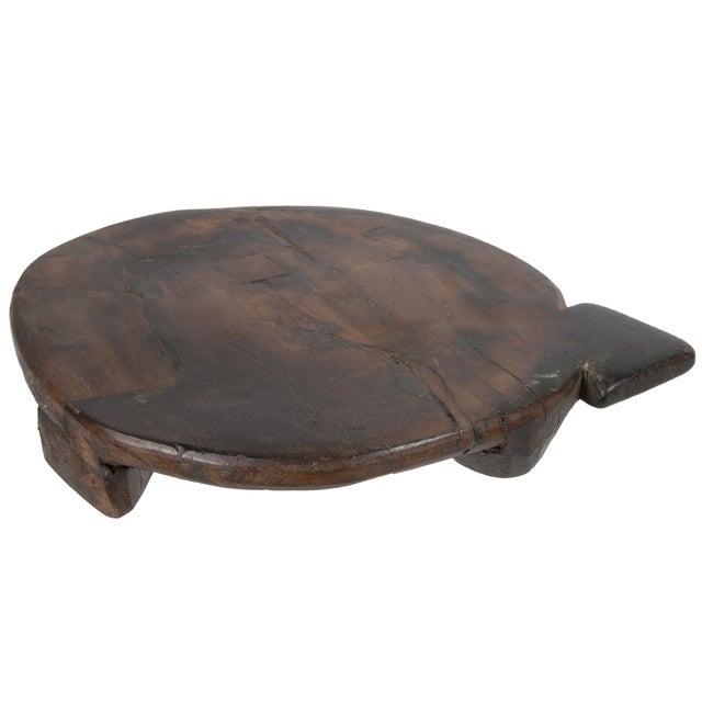 Wood Chapati Board - Image 1 of 3