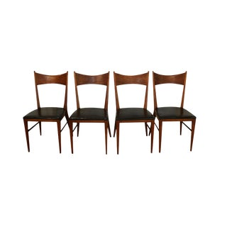 Paul McCobb for Calvin Dining Chairs For Sale