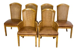 Image of Drexel Heritage Dining Chairs