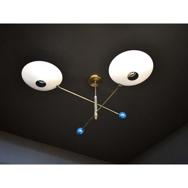 Handcrafted by Blueprint Lighting, the 2-tier Catalonia is a more compact version of our wildly popular Catalonia...