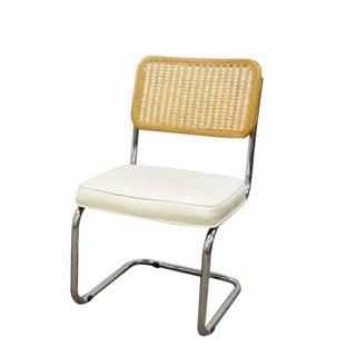 Late 20th Century Vintage Cesca Breuer Cane Marcel Style Chair For Sale