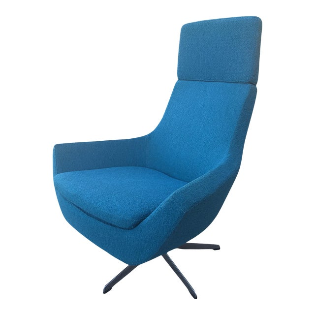 "Modern ""Happy"" Chair by Roger Persson for Mobelfakta For Sale"