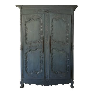 French Louis XV Period Armoire, Circa 1780 For Sale