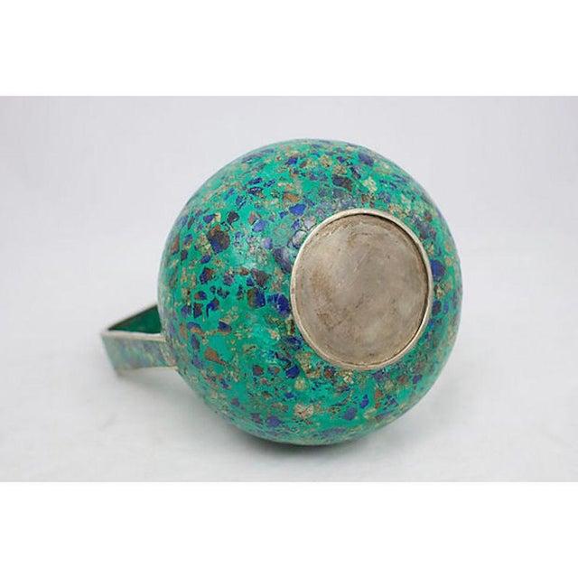 Gemstone Pepe Mendoza Era Stone Pitcher For Sale - Image 7 of 8
