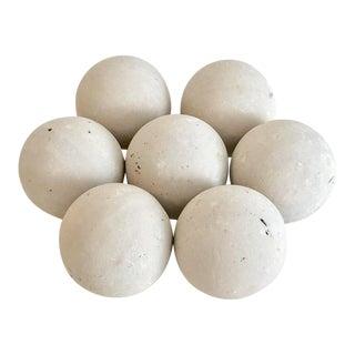 Chattahoochee Limestone River Balls - Set of 7
