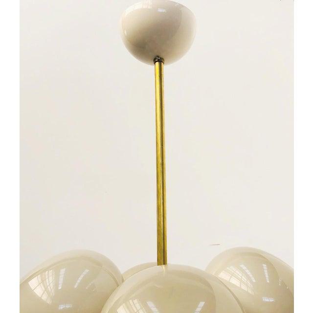 Ovale Sputnik Chandelier by Fabio Ltd For Sale - Image 10 of 12