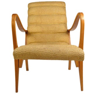 Early Lounge Chair by Gustaf Axel Berg For Sale