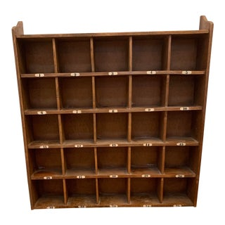 Cubby Organizer, Natural For Sale