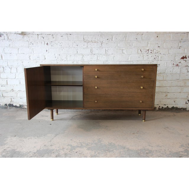 Mid 20th Century Harvey Probber Mid-Century Credenza For Sale - Image 5 of 11