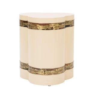 Bernhardt Rohne End Table for Mastercraft For Sale