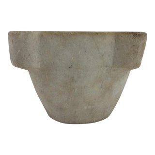 Small French Marble Pestle