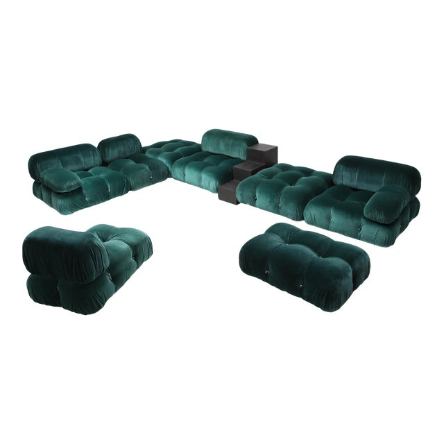 Camaleonda Sectional Sofa by Mario Bellini For Sale