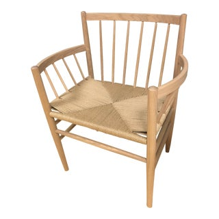 21st Century Vintage Jorgen Baekmark Danish Classic Chair For Sale