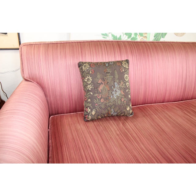 Mid 20th Century 20th Century Renaissance Style Decorative Pillow For Sale - Image 5 of 8