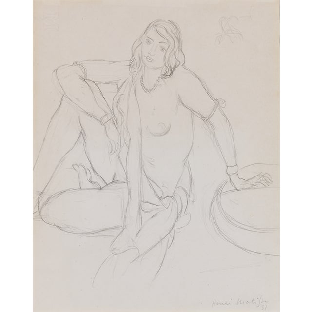 Femme Nue Assise By Henri Matisse - Image 5 of 5