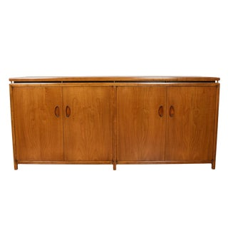 Baker Mid-Century American Modernist Sideboard For Sale