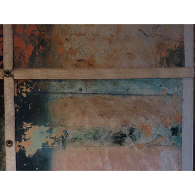 Doug Bell Mixed Media on Canvas - Image 4 of 4