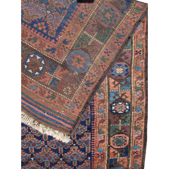 Baluch rug For Sale - Image 4 of 5