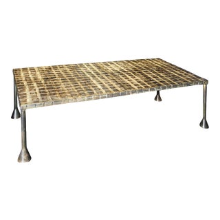 Christine Rouviere Kabuto Coffee Table For Sale
