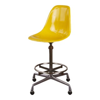 Eames Drafting Stools for Herman Miller For Sale