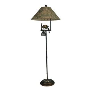 Frederick Cooper Floor Lamp For Sale