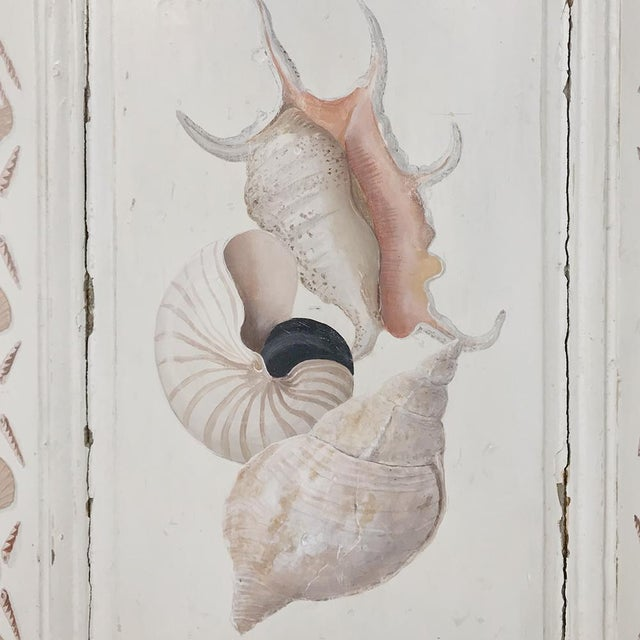 19th Century Swedish Painted Corner Cabinet For Sale In Dallas - Image 6 of 13