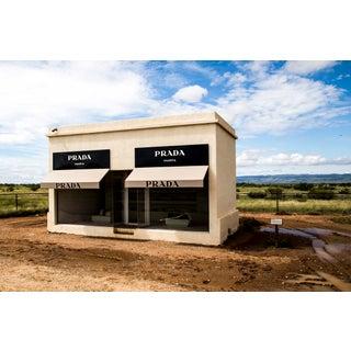Prada Marfa, Sam Nizam, 2019, Signed and Numbered 1/10 For Sale