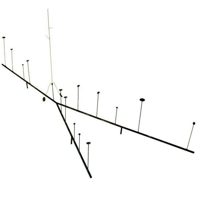 1950s Early Kinetic Sculpture by Harry Bertoia, 1950s For Sale - Image 5 of 5