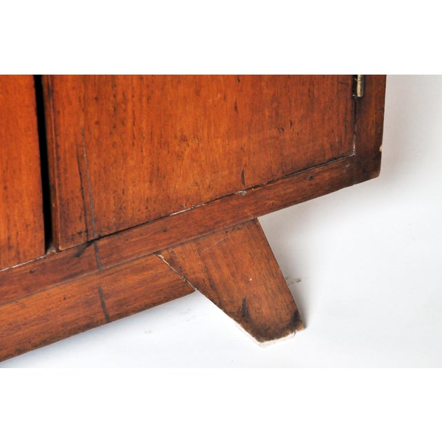British Colonial Teakwood and Bar Cabinet For Sale - Image 11 of 11