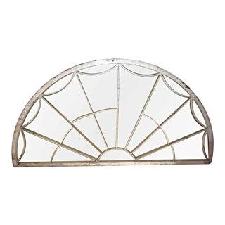 Antique Georgian Fan Transom or Palladian Window For Sale