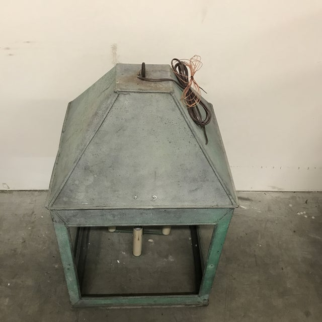 This piece was originally an English pie safe. We removed the shelves and the screen , opened up the bottom and added a...