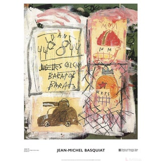 Jean Michel Basquiat, Untitled, 2002 Poster For Sale
