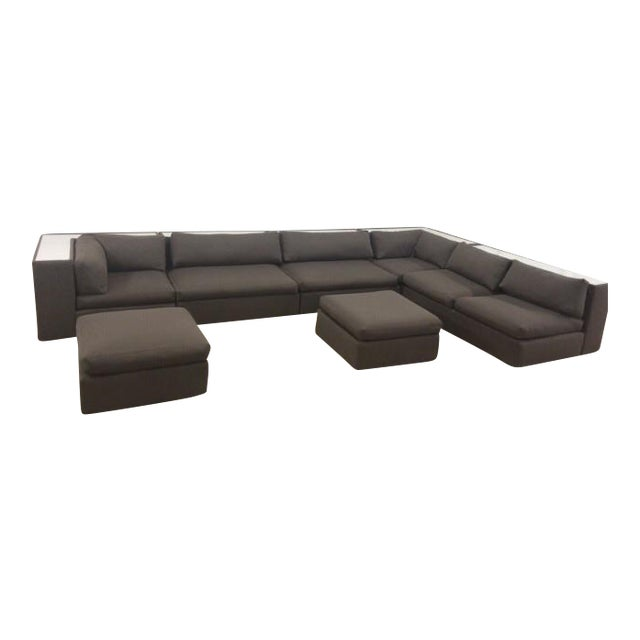 Milo Baughman for Thayer Coggin Sectional - Image 1 of 10