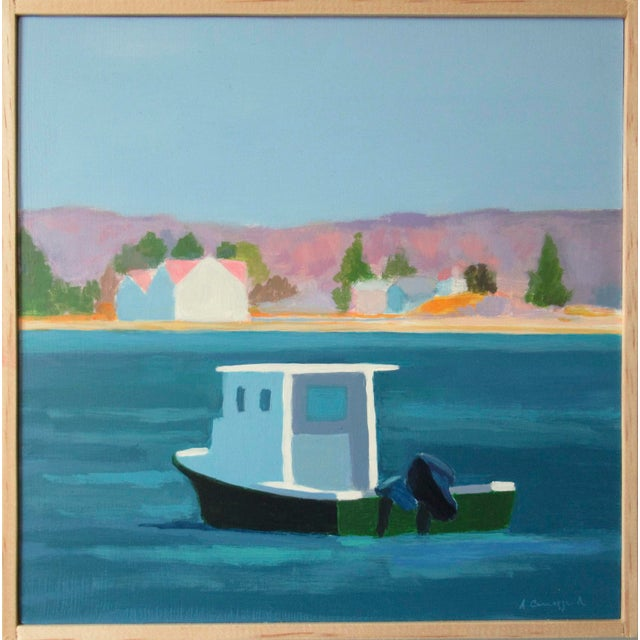Harbor by Anne Carrozza Remick For Sale In Providence - Image 6 of 6