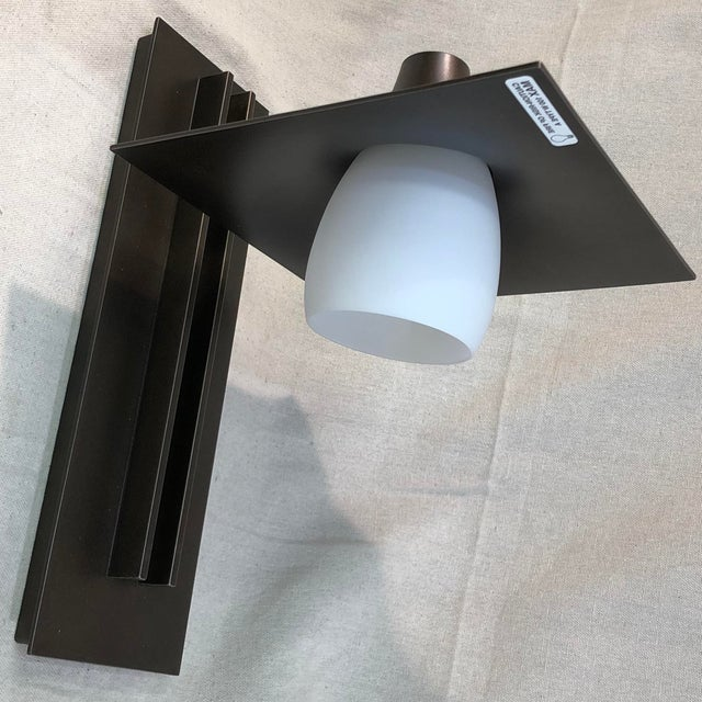 2010s Hubbardton Forge Hood Outdoor Wall Sconce For Sale - Image 5 of 10