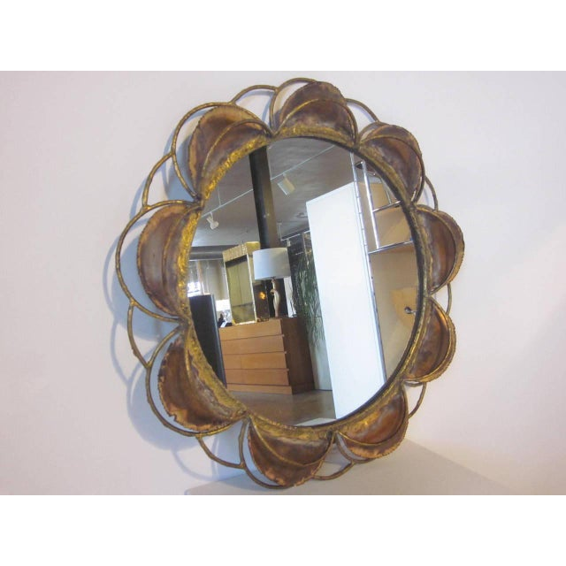 Curtis Jere Mirror For Sale - Image 5 of 6