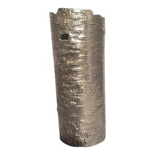 Michael Aram Polished Bark Vase